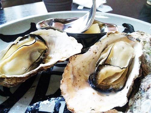 焼きがきはやし 焼き牡蠣