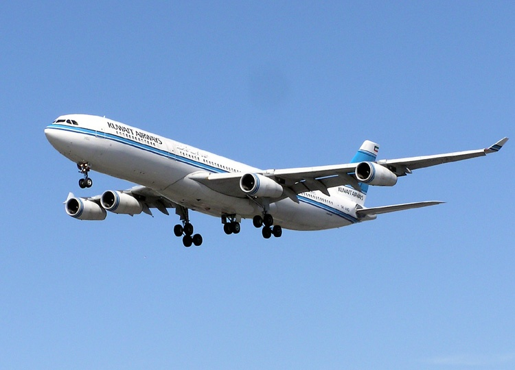 Kuwait.airways.a340.arp.750pix