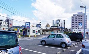 宮島口駐車場