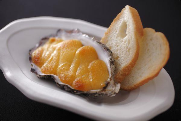 牡蠣西京グラタン