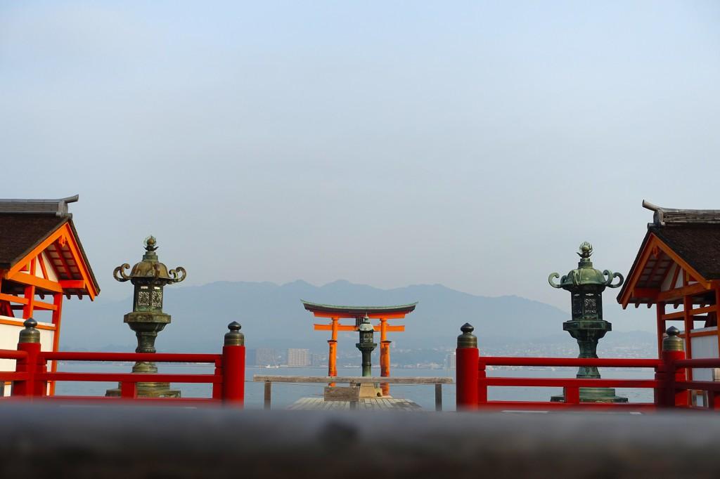 厳島神社?